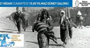 <div class='secondary-title'>Barış İçin</div> Emperyalizm, Savaş ve Büyük Felaketimiz: Medz Yeğern