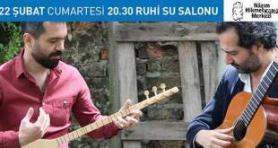 Bağlama&Gitar Duo