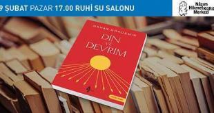 <div class='secondary-title'>Orhan Gökdemir</div> Din, Devrim ve Hürriyet